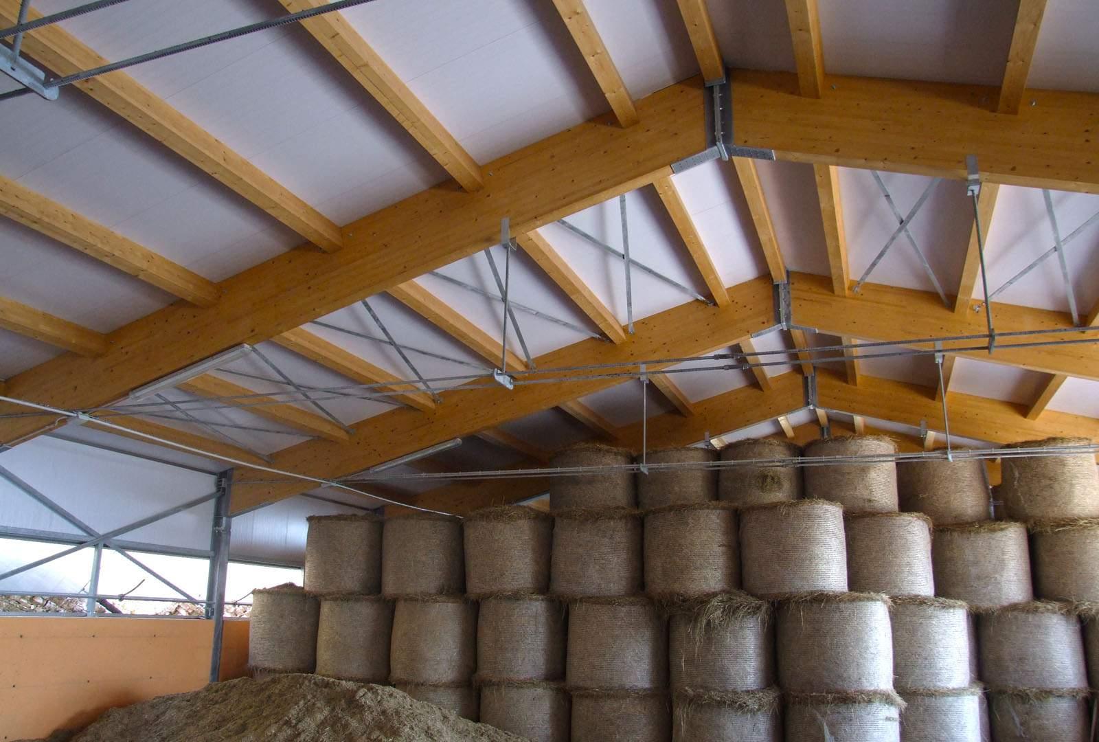 Capannoni in legno  Miglioranza Srl Sandrigo Vicenza - Italy