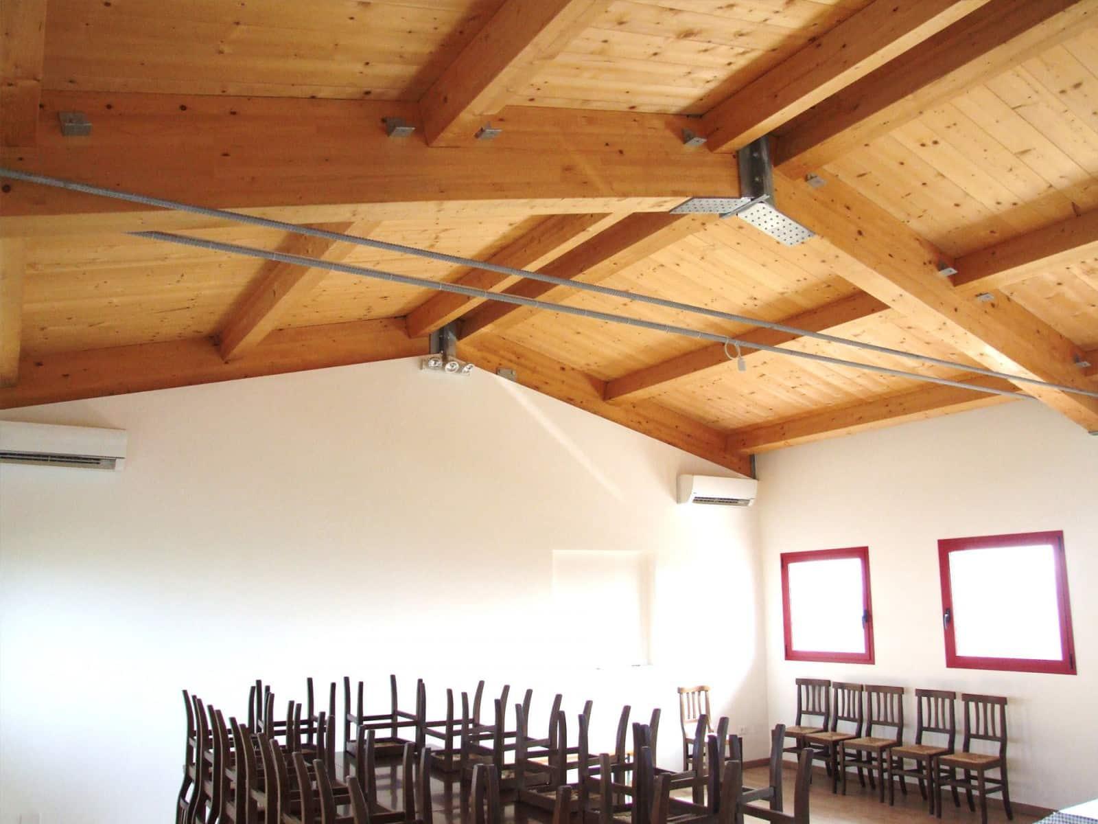 Capannoni prefabbricati legno miglioranza for Capannoni in legno prezzi